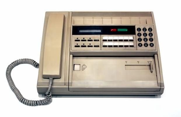 Desktop Fax Machine - The 80 Best Gadgets of the '80s ...
