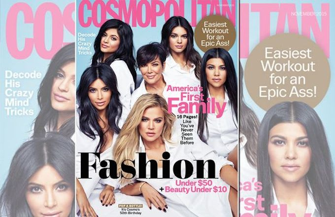 Magazines That Featured Kardashians/Jenners on the Cover ...
