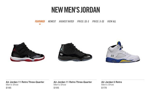 f416bee7524d Could This Be Nike Store s Air Jordan Restock