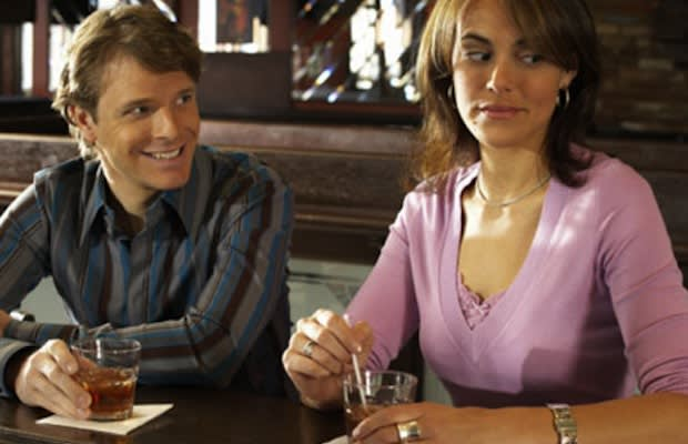 How to talk to women in bars