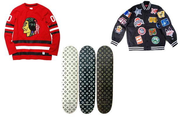 There have been numerous cease desist orders against supreme there have been numerous cease desist orders against supreme including orders from the ncaa in 2007 nhl in 2009 and louis vuitton in 2000 thecheapjerseys Image collections
