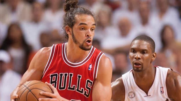 NBA: Playoffs-Chicago Bulls at Miami Heat