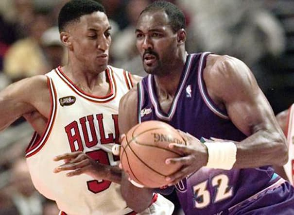 2. Karl Malone - You're Not Cool: The 10 Biggest Squares ...