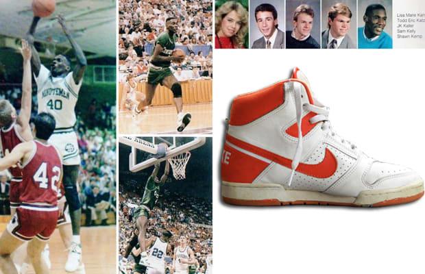 Shawn Kemp - The 25 Best Sneakers Worn in High School ... | 620 x 400 jpeg 52kB