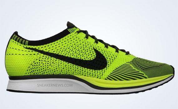 huge selection of 869b9 71671 Nike Flyknit Racer Release Date