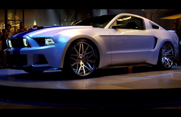 custom 2014 ford mustang gt500 image via need for speed - Ford Gran Torino Need For Speed