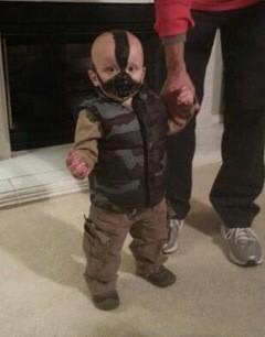 baby bane - Halloween Costumes Bane