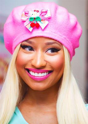 Nicki Minaj Floss Daily 25 Rappers With Great Teeth
