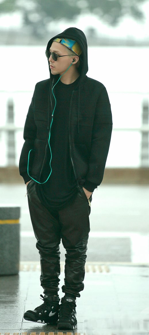 G Dragon Fashion Style