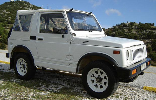 Cars like suzuki sierra