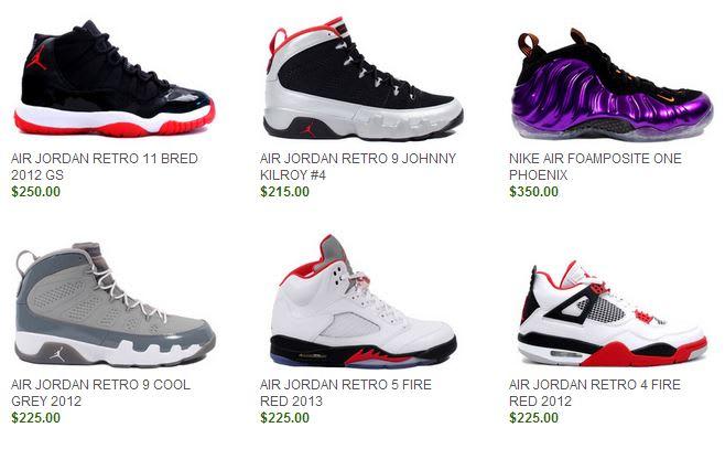 20 Legit Sneaker Re-Seller Websites | Complex