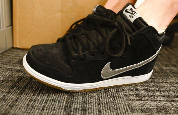 50e0fe8fd32a Sneaker  Nigel Sylvester x Nike SB Dunk Hi Worn By  Russ Bengtson