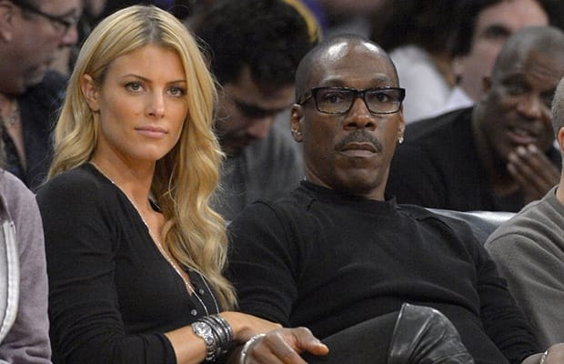 who is eddie murphy dating currently