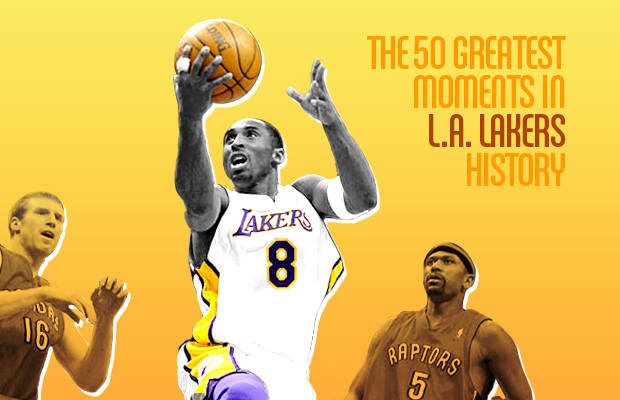 c805799bead The amount of one-name superstars this team has lets you know that the Los  Angeles (and formerly Minneapolis) Lakers are one of the most ...