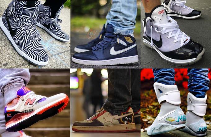 6b1e0e0b6d6d The 25 Best Sneaker Photos on Instagram This Week
