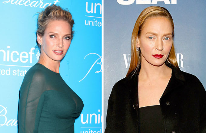 Uma Thurman Looks Completely Different Now Complex