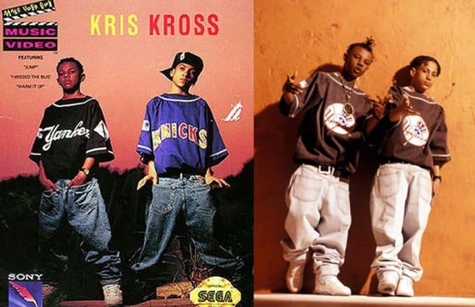 Wearing Clothes Backwards Like Kris Kross 50 Mens