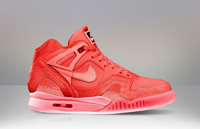 Imagining Yeezy Colorways on the Nike Air Tech Challenge II  b4f77cad3