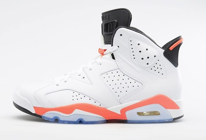 purchase cheap 9b1ef c47b7 6. Air Jordan VI