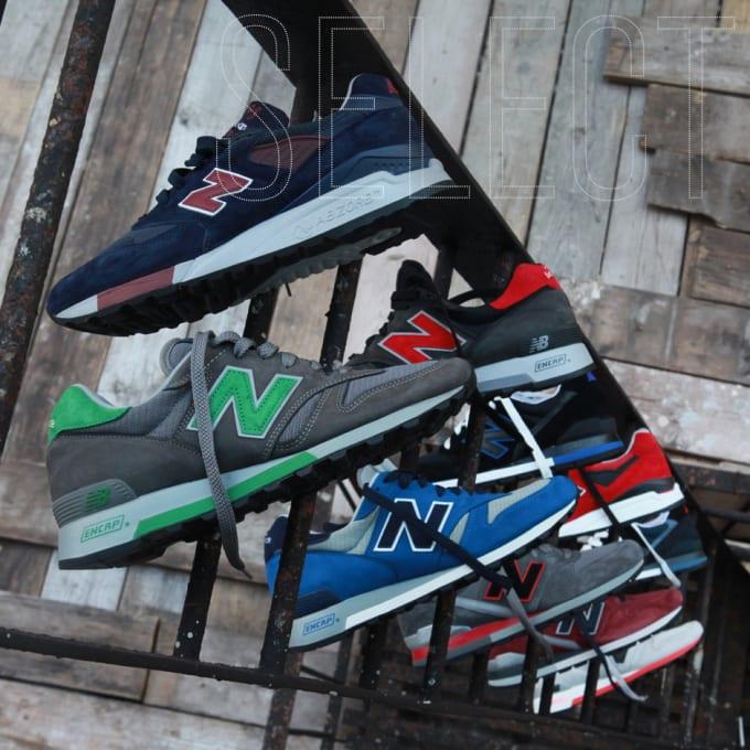 e70bcbbc37d52 Sneaker News Select: New Balance Celebrates