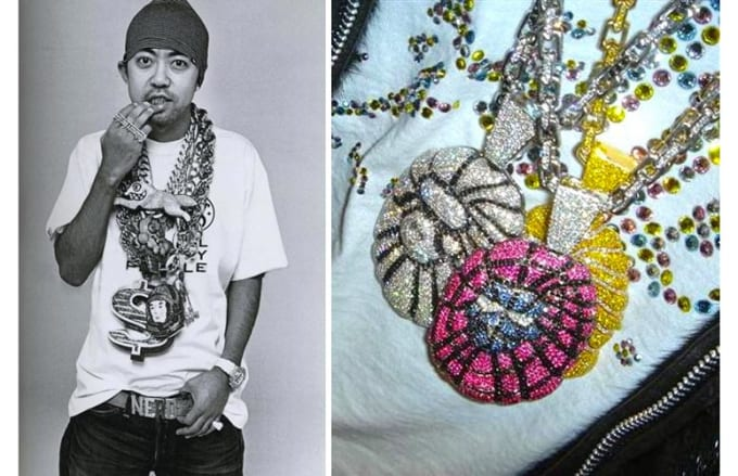 10 Nigo The 50 Greatest Chains In Hip Hop Complex