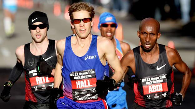 Ryan Hall Marathon
