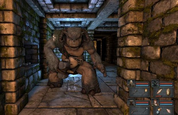 Old school dungeon crawler legend of grimrock coming april 11 legend of grimrock is inspired by classic dungeon crawlers but itll come with modern amenities when it launches on april 11 for example you can get on publicscrutiny Images
