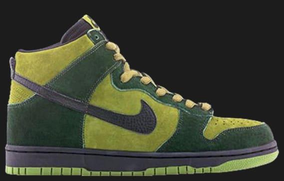 quality design 9e16a 1ced4 44 Nike Dunk High Pro SB – Hulk