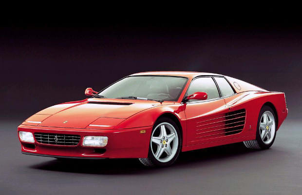 32 Ferrari Testarossa  The 50 Best Supercars of All Time  Complex