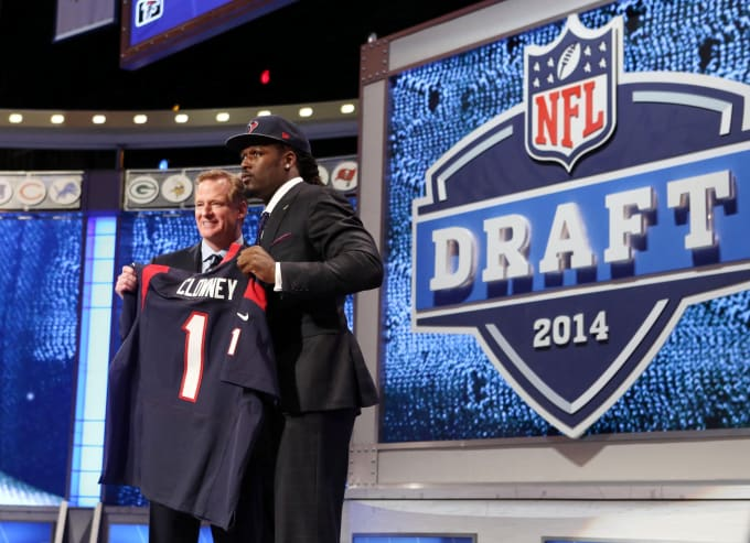 7eb708e721f Ranking Every No. 1 NFL Draft Pick From the Last 20 Years