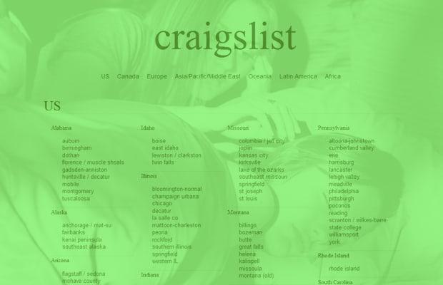 The 15 Weirdest Gigs On Craigslist Right Now Complex