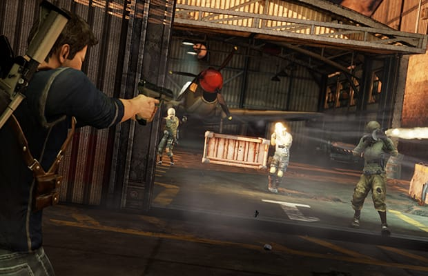 Uncharted 3 Celebrates Second Anniversary With Free Dlc Maps Complex - Last-of-us-dlc-maps