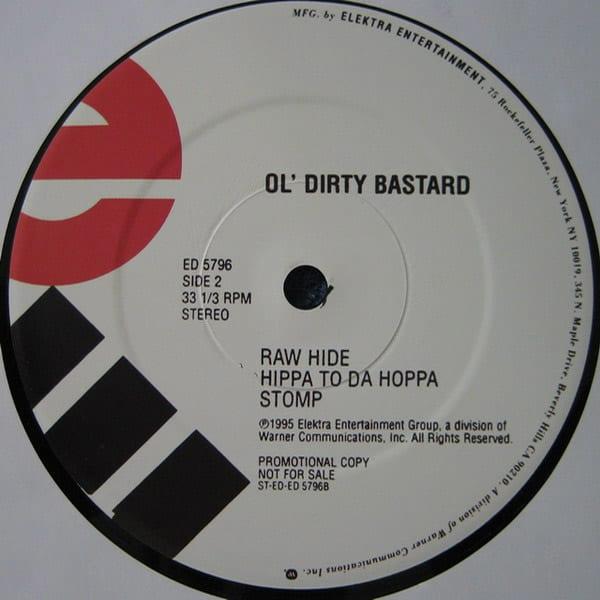 """Ol' Dirty Bastard F/ Raekwon & Method Man """"Raw Hide"""" (1995"""