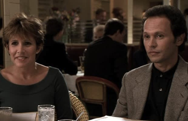 The    Worst Dates in Movies   Complex Complex After Harry  Billy Crystal  met Sally  Meg Ryan   but before they     d got serious and married  the titular couple tried setting each other up on a blind