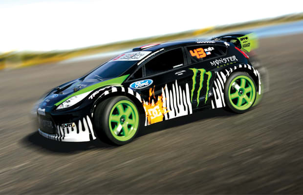 The Most Awesome Remote Control Cars Complex