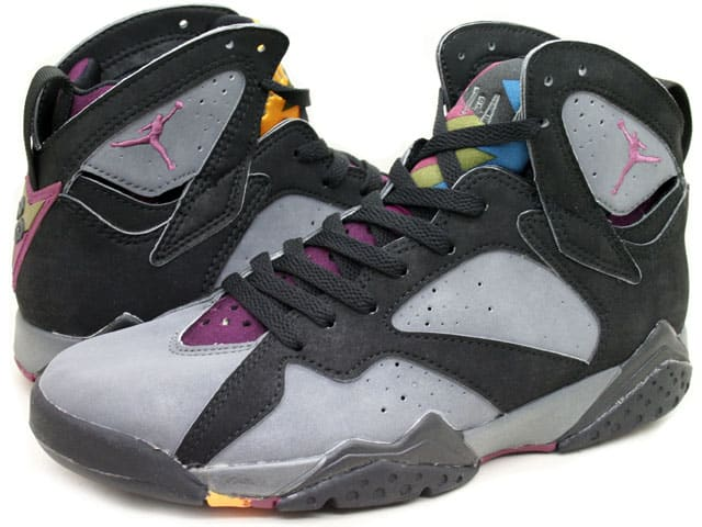 8e573c9af6f9 7 for 7  Celebrities Wearing the Air Jordan VII
