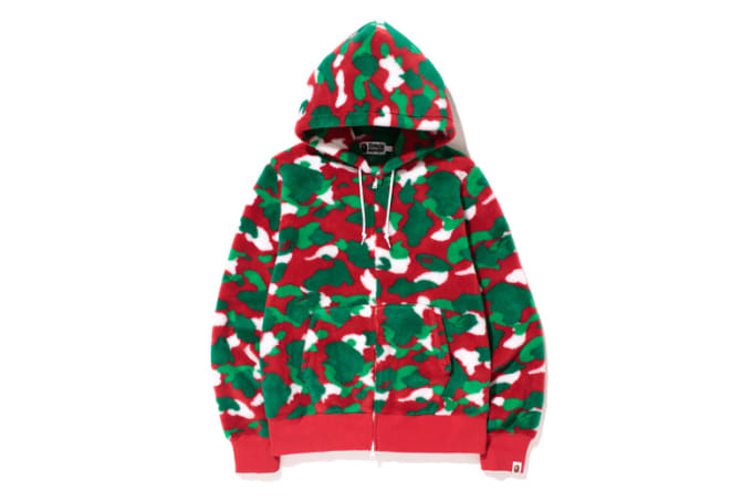 03f58337c0e3 BAPE Gets Into the Holiday Spirit With Its BAPE X MAS Collection ...