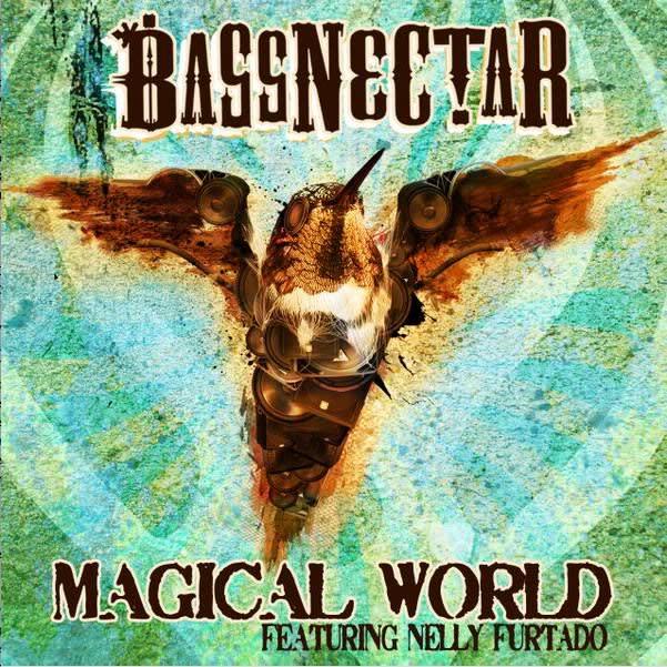 Bassnectar - Magical World feat. Nelly Furtado (Official ...