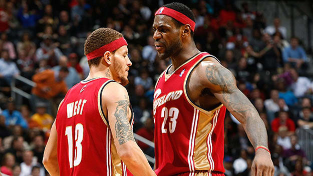 9f88797c147 But the explosive rumor that Delonte West dropped his hot sauce in the bag  of LeBron James  mama is just not going away.