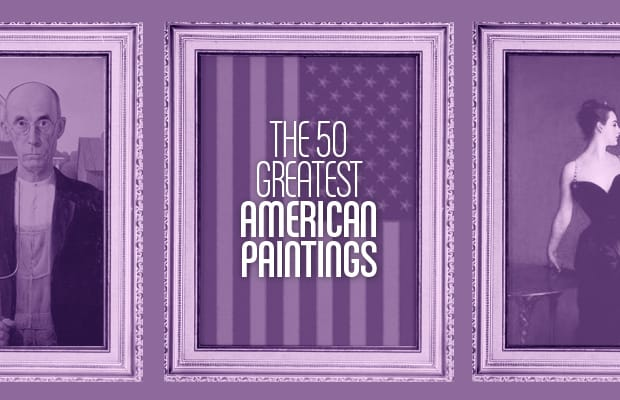 The 50 Greatest American Paintings Complex