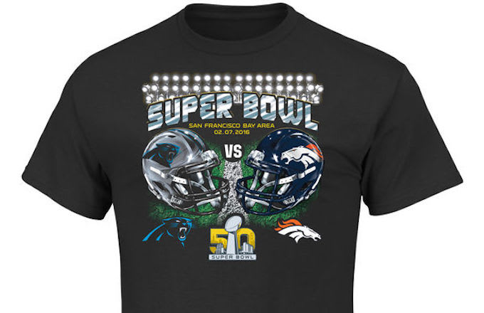 How to Support Your Team at Your Super Bowl 50 Party Without Looking Like a  Slob 4630ae780