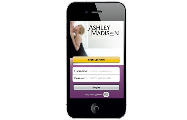 Apps like ashley madison