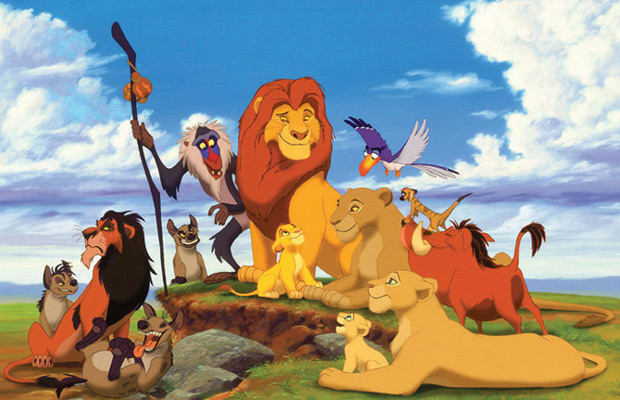 Lion King 2 Porn