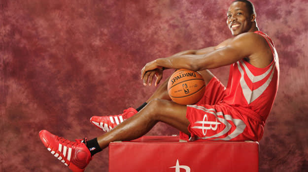 Dwight Howard adidas D Howard 4