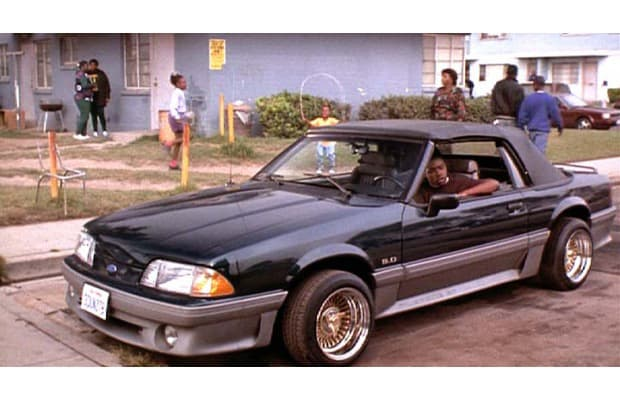 Menace Ii Society The 30 Greatest Gangster Movie Cars Complex