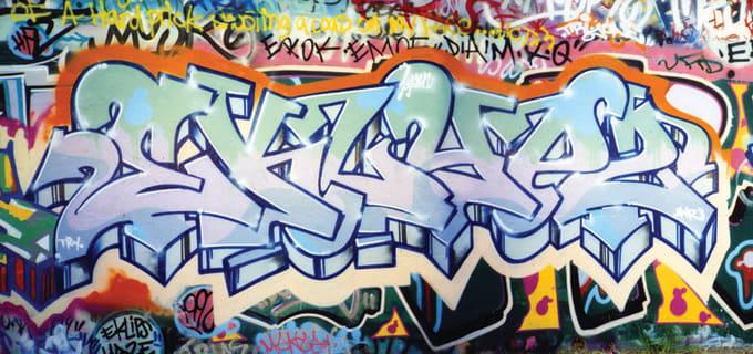 Crazy ass graffiti — photo 10