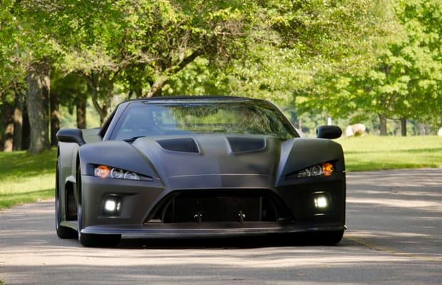 Dave Smith Auto >> Falcon F7 - Murdered-Out: 50 Menacing Matte Black Cars ...