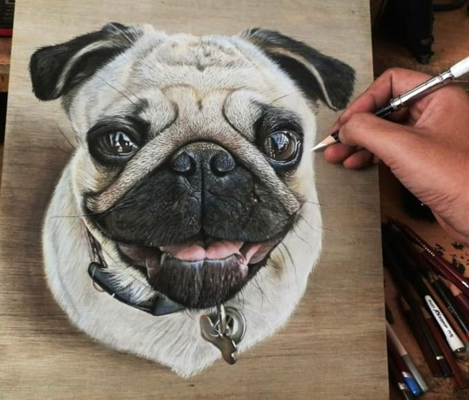 These Hyperrealistic Drawings By A Self Taught Artist Will Blow Your