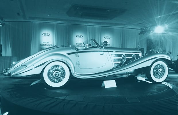 7. 1931 bugatti royale kellner coupe - the 15 most expensive cars