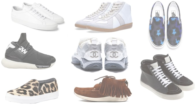 The 25 Greatest Fashion Sneakers Of All Time  aad781b8d